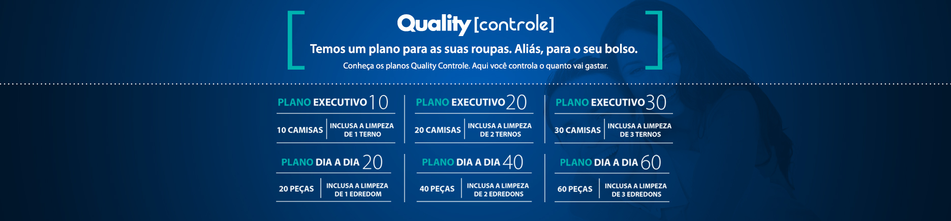 Banner Plano Quality controle