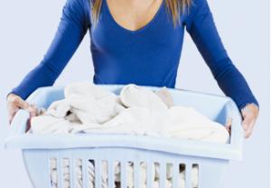 Lavagem por cesto