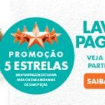 Promoção 5 estrelas - Quality Lavanderia
