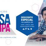 Campanha Casa Limpa Quality Lavanderia